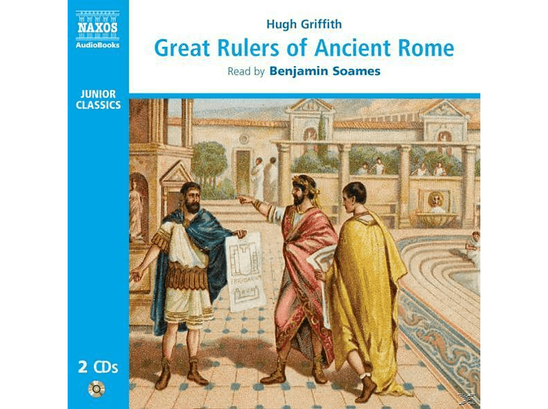 Benjamin Soames - Great Rulers Of Ancient Rome - (CD)