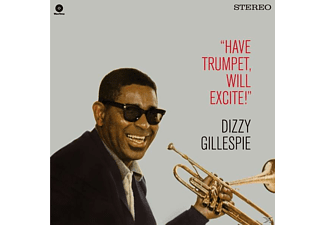 Dizzy Gillespie - Have Trumpet, Will Excite!+1 Bonus Track (Ltd.1 - (Vinyl)