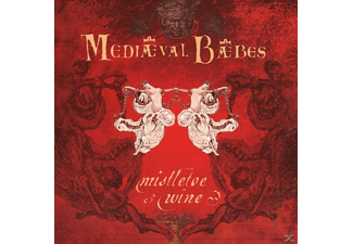 Mediæval Bæbes - Mistletoe & Wine - (CD)