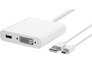 APPLE Mini DisplayPort - DVI dual link adapter (MB571Z/A)