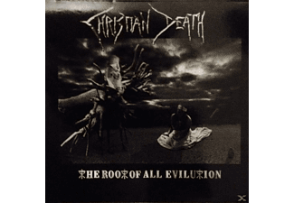 Christian Death - The Root Of All Evilution - (CD)