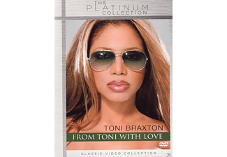 Toni Braxton - FROM TONI WITH LOVE...THE VIDEO COLLECTION - (DVD)