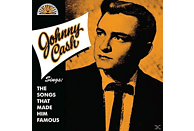 Johnny Cash - Johnny Cash Sings The Songs That Made Him Famous [Vinyl]