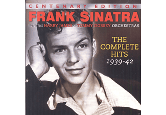 Frank Sinatra - The Complete Hits 1939-42 - (CD)