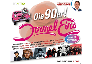 VARIOUS - Formel Eins - 90er Made in Germany [CD]
