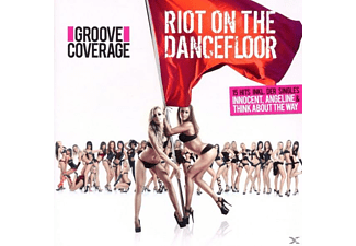 Groove Coverage - Riot On The Dancefloor - (CD)