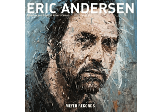 Eric Andersen - Shadow And Light Of Albert Camus (2x10'' Gatefold) - (EP (analog))