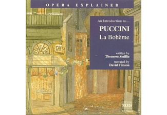 Introduction To La Boheme - 1 CD - Hörbuch