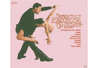 VARIOUS - Strictly Ballroom Dancing - (CD)