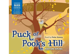 Puck Of Pook's Hill - 5 CD - Hörbuch