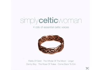 Various - Simply Celtic Woman - (CD)