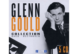 Glenn Gould, Karajan, Berliner Philharmoniker - Glenn Gould Collection - (CD)