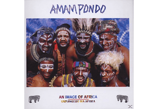 Amampondo - An Image Of Africa - (CD)