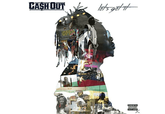 Ca$h Out - Let's get it - (CD)