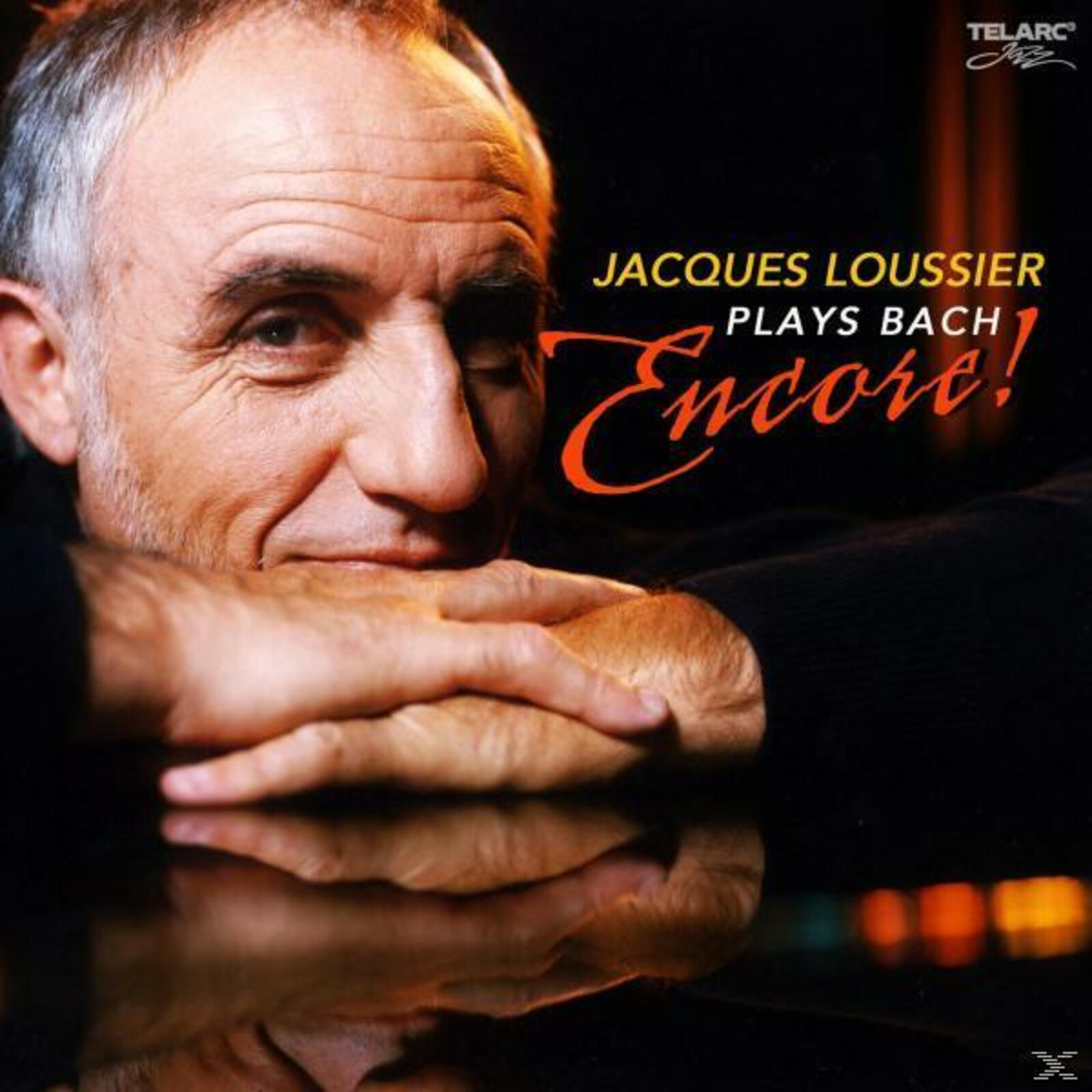 Loussier Jacques - Jacques Loussier Plays Bach - Encore!