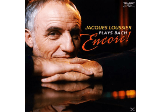 Jacques Loussier - PLAYS BACH ENCORE! - (CD)