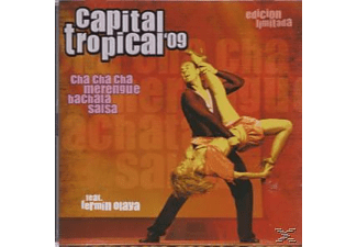 VARIOUS - Capital tropical 09 - (CD)
