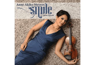 Anne Akiko Meyers - Smile - (CD)