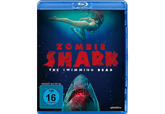 Zombie Shark - The Swimming Dead - (Blu-ray)