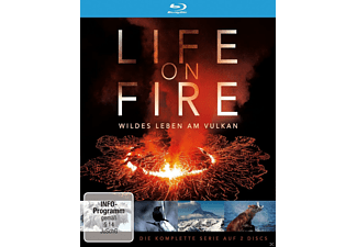 Life On Fire - Wildes Leben am Vulkan - (Blu-ray)