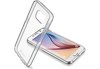CELLULAR-LINE Clear Duo Galaxy S6 Transparant