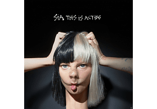 Sia - This Is Acting - (CD)