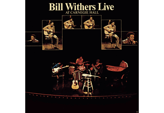Bill Withers - Bill Withers Live At Carnegie Hall - (CD)
