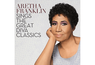 CD - Aretha Franklin Sings The Great Diva Classics