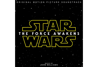 VARIOUS ARTISTS/ORIGINAL SOUNDTRACK - Star Wars: The Force Awakens - (CD)