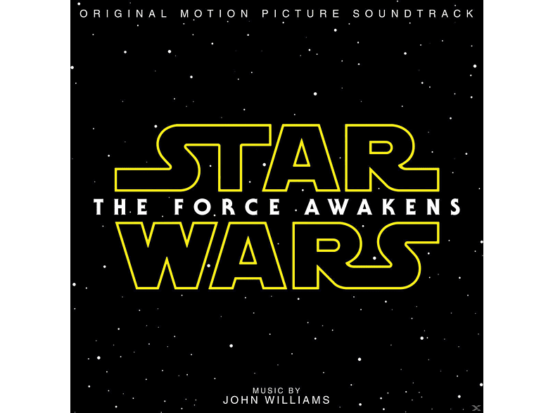 VARIOUS ARTISTS/ORIGINAL SOUNDTRACK - Star Wars: The Force Awakens [CD]