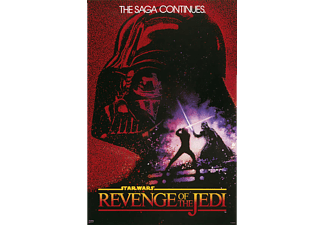 Star Wars Poster Revenge Of The Jedi