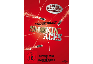 Smokin' Aces & Smokin' Aces 2: Assassins' Ball - (DVD)