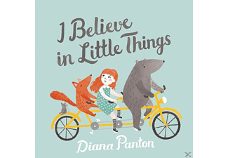 Panton Diana - I Believe In Little Things - (CD)