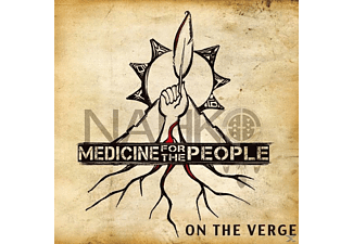 Nahko And Medicine For The People - On The Verge - (CD)