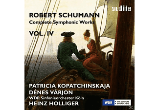 VARIOUS - Complete Symphonic Works Vol.4 - (CD)