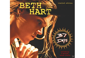 Beth Hart - 37 Days - (CD)