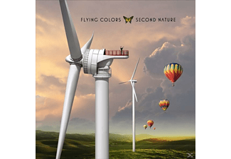 Flying Colors - Second Nature - (CD)
