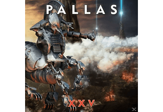 Pallas - Xxv - (CD)