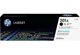 HP Color Lacerjet 201A Toner - Svart