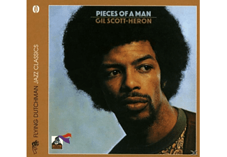 Gil Scott-Heron - Pieces Of A Man (Remaster+Bonus) - (CD)