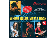VARIOUS - Where Blues Meets Rock Vol.5 [CD]
