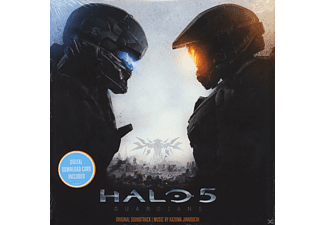 Kazuma Jinnouchi - Halo 5: Guardians - (LP + Download)