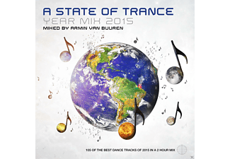 VARIOUS - A State Of Trance Yearmix 2015 - (CD)