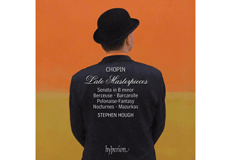 Stephen Hough - Late Masterpieces - (CD)