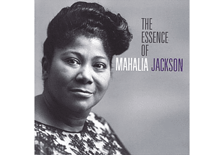 Mahalia Jackson - The Essence of Mahalia Jackson (CD)