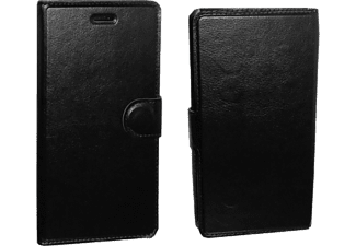 VOLTE-TEL ΘΗΚΗ UNIVERSAL 5.0-5.7 LEATHER BOOK MAGNET 3M Black - (8156076)