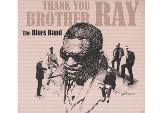 The Blues Band - Thank You Brother Ray - (CD)