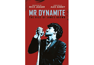 -  Mr. Dynamite: The Rise of James Brown [Blu-ray]