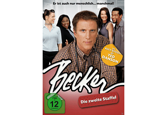 Becker - Staffel 2 - (DVD)