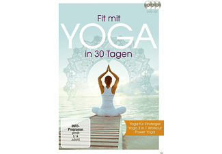 Fit mit Yoga in 30 Tagen Fitness DVD